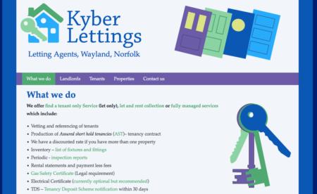 Kyber Lettings